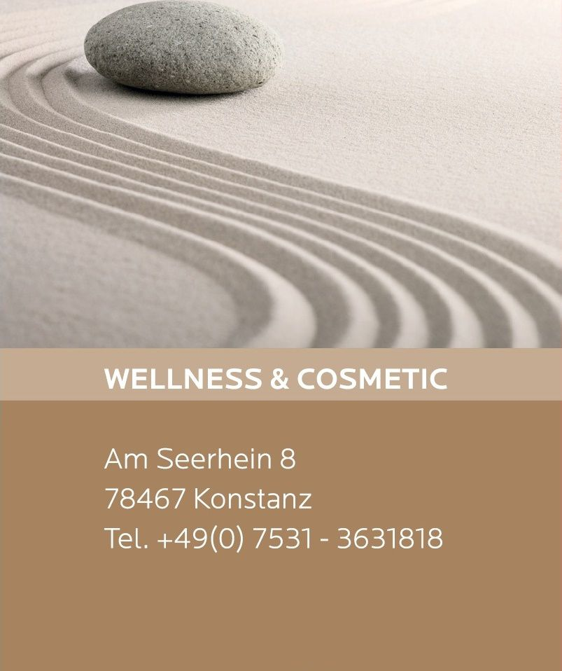 Wellness und Kosmetic am Seerhein